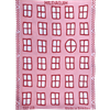 Towel Windows Pink
