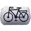 8cm Bicycle White