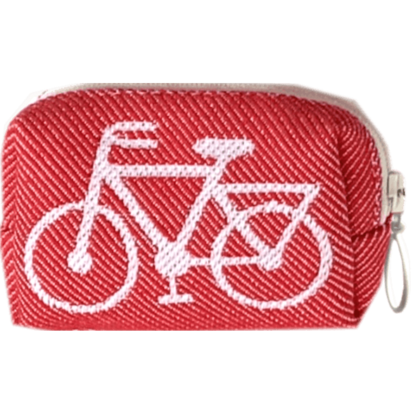 8cm Bicycle Red