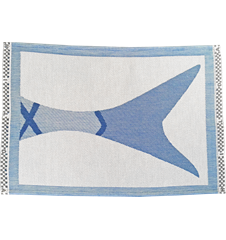 Table mat Fish Giant Tail