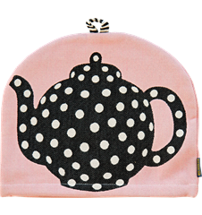 Tea coasy Teapot Pink