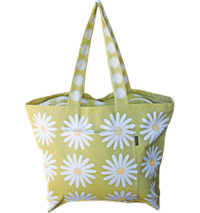 Beach bag Präst Lime