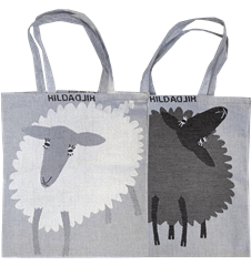 Tote bag Small Sheep