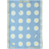 Towel Daisy Light-blue
