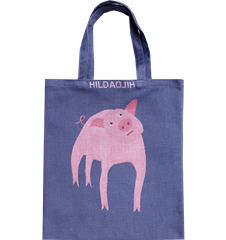 Tote bag Small Pig