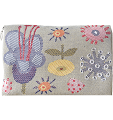 Toilet bag 18cm Flowers Small