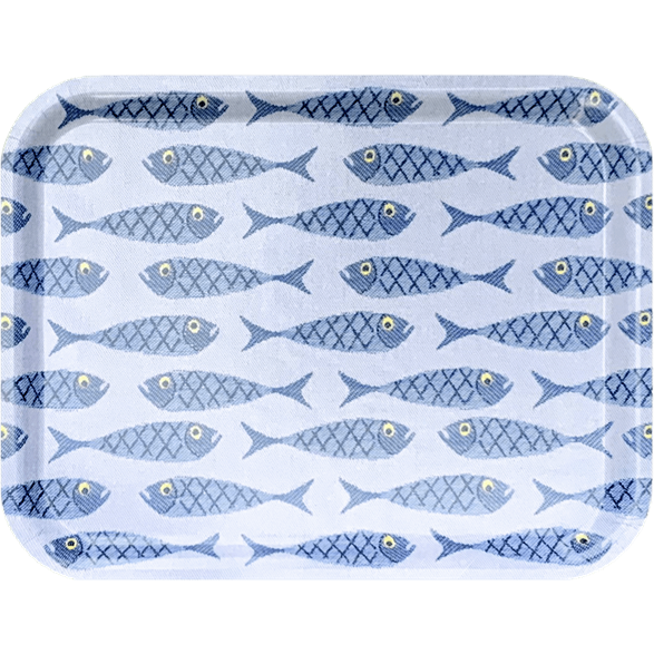 Tray Medium Fish