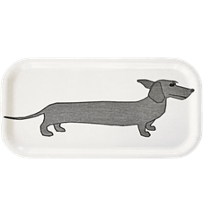Tray Long Dachshund