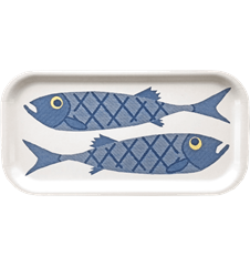 Tray Long Fish