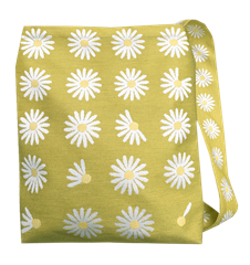 Sac Messager Marguerite Lime