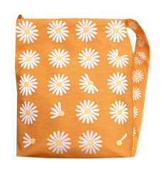 Sac Messager Marguerite Orange