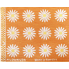 Runner Daisy Orange 1,5m