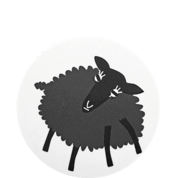 Coaster Sheep