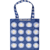 Tote bag Large Daisy Blue