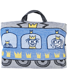 Train cushion/bag Post King