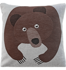 Cushion 45 cm Bear soft