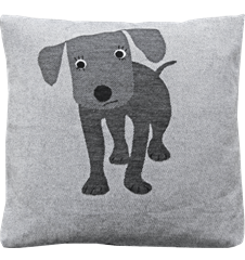 Cushion 45 cm Dog Soft