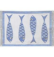 Table mat Fish Herring