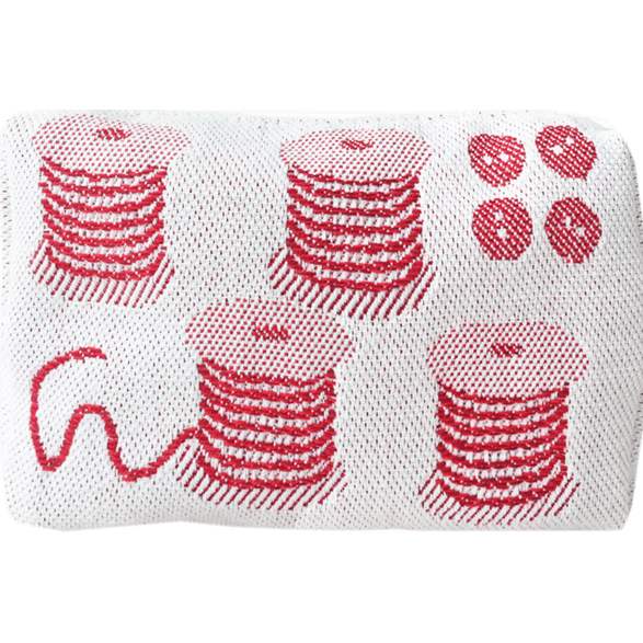12cm Sewing kit Red