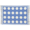 Table mat Daisy Blue